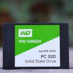 Ổ cứng SSD Western Digital Green 480GB