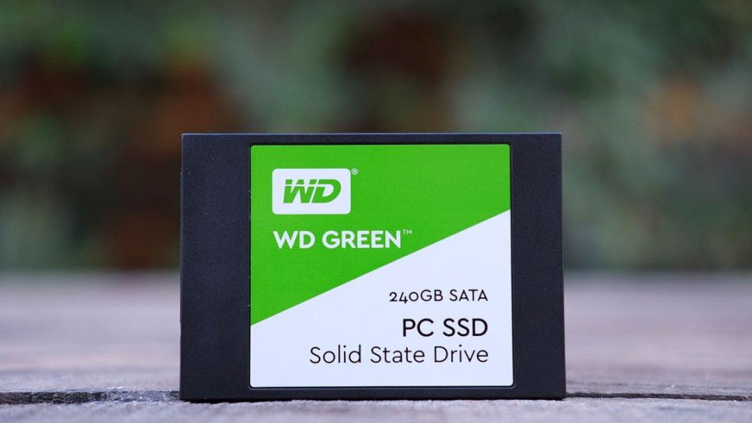 Ổ cứng SSD Western Digital Green 480GB 2.5' SATA 3 - WDS480G2G0A ...