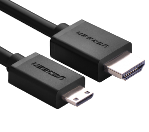 Cáp Mini HDMI To HDMI Ugreen HD108 10118 (3m)