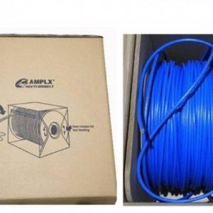 Cáp mạng STP Cat6 AMPLX – 0916 mới (Chống nhiễu)