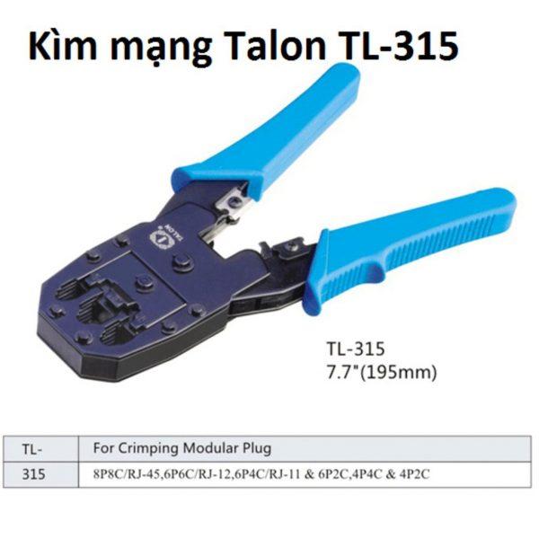 KÌM MẠNG TL-315