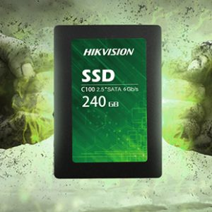 Ổ cứng SSD Hikvision 240GB C100