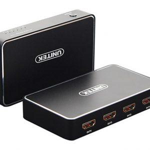 Bộ chia Multi HDMI 1->4 Unitek Y-HD 12005 BK