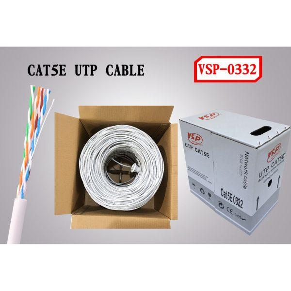 Cáp mạng AMPLX Cat5e 0332