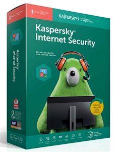 Kaspersky Internet Sercurity 1 PC