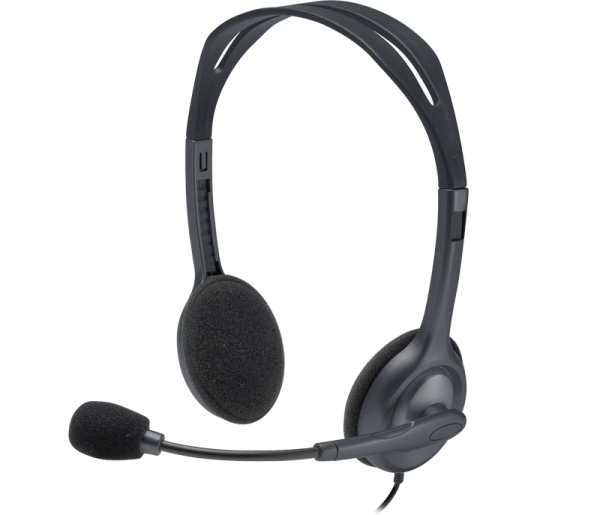 Headphone Logitech H111