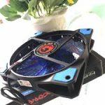 Fan Case Led 12″ Marvo FN-10
